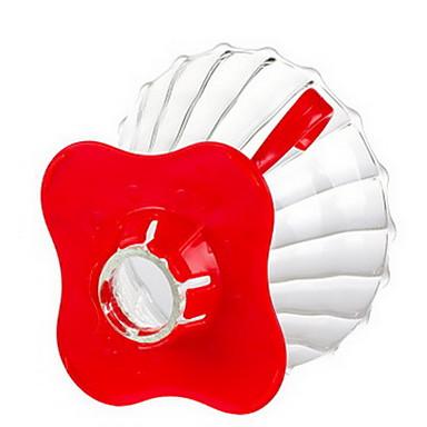 coador de família despesas de mão perfurador de gotejamento (cor aleatória)