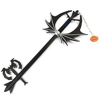 Weapon Inspirirana Kingdom Hearts Sora Anime / Video Igre Cosplay Pribor Sword Oružje ABS Mužjak Ženka