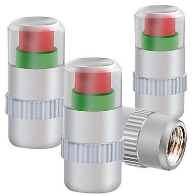 fire installert metall cap dekktrykk overvåking dekktrykk ventilhetten