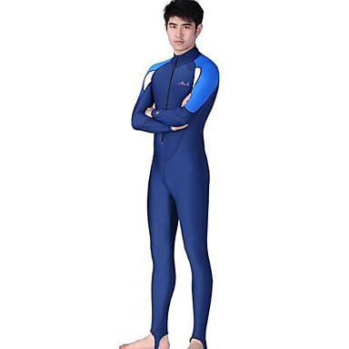 Femme Homme Costumes humides Combinaison de plongée Combinaison  Intégrale Résistant aux ultraviolets Compression Coque Intégrale Tactel