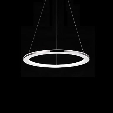 Moderne / Nutidig LED Anheng Lys Omgivelseslys Til Stue Soverom Kjøkken Spisestue Leserom/Kontor Varm Hvit Hvit 110-120V 220-240V 1000lm