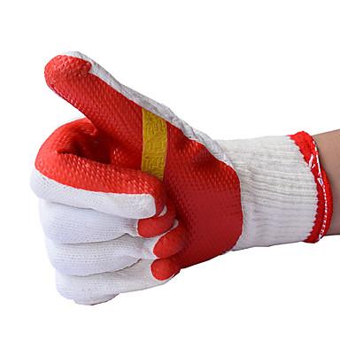 kutte resistente lim hansker bære sklisikkert gummihansker linjen