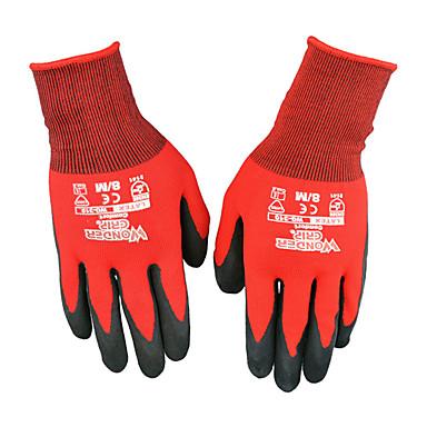 lurer Grip® nitril dipping oljebestandige hansker CE-sertifisering arbeids anti-skli pustende elastiske hansker