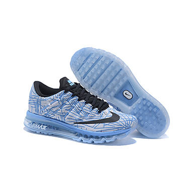 b8c4e0b8f3 Nike Air Max 2016 PRINT Women's Running Shoes Sky Blue Women's Nike Air Max  2016 PRINT
