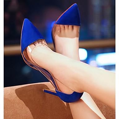 Eté Points Chaussures Chaussures Homme Talons à Aiguille Soirée Femme Automne 05079200 Mariage Unisexe Printemps Talon Verni amp; Léopard Polka Habillé Bleu Evénement Cuir Vert Microfibre 00z6qw