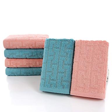 ハンドタオル,染糸 高品質 竹繊維100% タオル