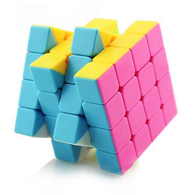 Rubik's Cube YongJun MegaMinx Vingança 4*4*4 Cubo Macio de Velocidade Cubos Mágicos Cubo Mágico Nível Profissional Velocidade ABS Ano