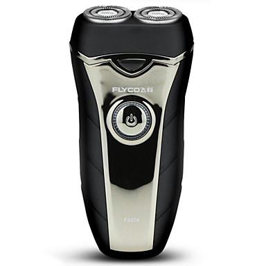 Elektrisk barbermaskin Herre Ansikt Elektrisk Pop-up Trimmere Rustfritt Stål Flyco