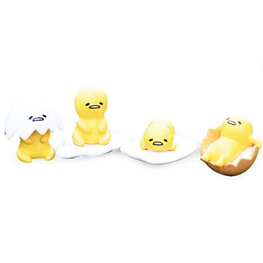 Figuras de Ação Anime Inspirado por Fantasias Fantasias PVC 2.5 CM modelo Brinquedos Boneca de Brinquedo