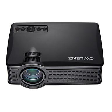 OWLENZ SD50 Plus Owlenz LCD Vidéoprojecteur de Cinéma 1500 lm Autres OS Soutien 1080P (1920x1080) 40-150 pouce Écran