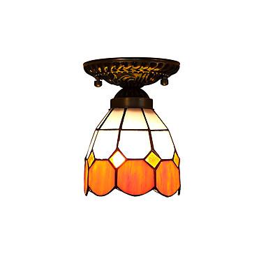 Unterputz Moonlight - LED Designer, Tiffany, 110-120V 220-240V, Gelb, Glühbirne nicht inklusive