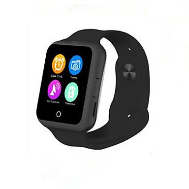 Smart horloge Aanraakscherm Hartslagmeter Verbrande calorieën Video Camera Anti-verloren Audio Berichtenbediening Camerabediening