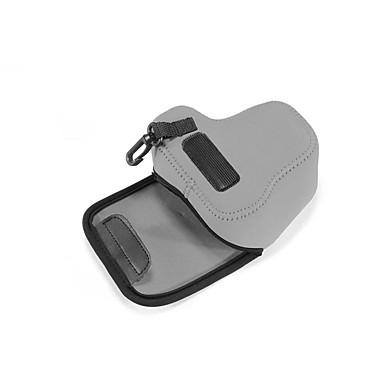 ieftine Cameră Foto, Fotografie & Video-neopren dengpin® aparat de fotografiat moale Geantă de protecție husă pentru Canon EOS m10 15-45 lentile (culori asortate)
