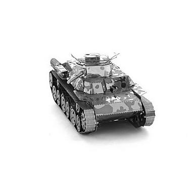 DHZ-kit 3D-puzzels Legpuzzel Speeltjes Tank 3D DHZ Jongens Meisjes 1 Stuks