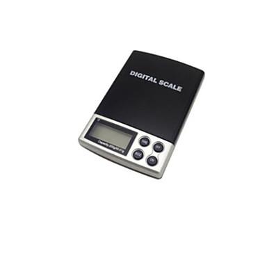 korut elektroninen tasku vaa'at (punnitusalue: 1000g / 0,1 g)
