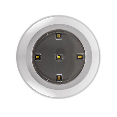 LED Night Light Luzes de Presença Luz de Decoração Bateria-<5V-Regulável - Regulável