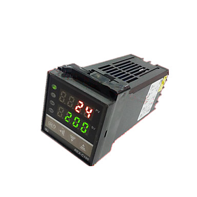constante temperatuur controller (plug in ac-220V; temperatuurbereik: 0-1200 ℃)