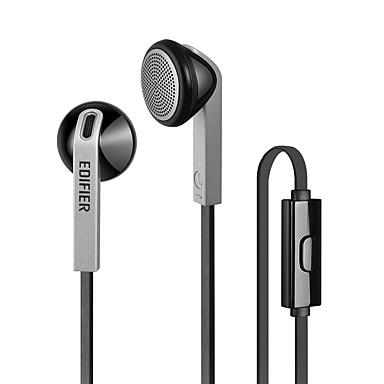 Edifier H190P Oordopjes (in-oor)ForMediaspeler/tablet / Mobiele telefoon / ComputerWithmet microfoon / Hi-Fi
