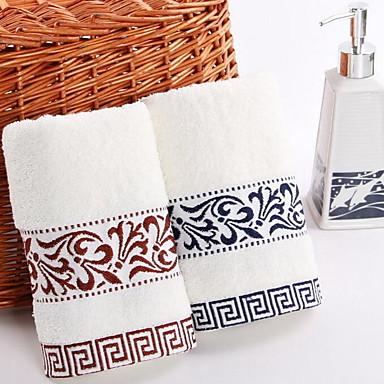 Was Handdoek,Garen Geverfd Hoge kwaliteit 100% Katoen Handdoek