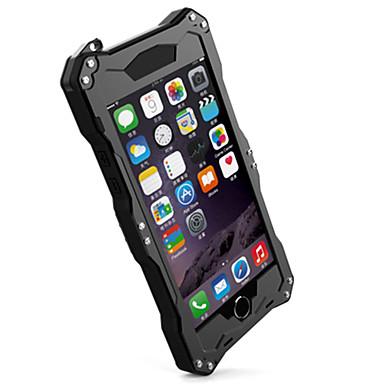 Capinha Para Apple iPhone 7 Plus iPhone 7 Impermeável Antichoque Água / Dirt / à prova de choque Ultra-Fina Capa Proteção Completa