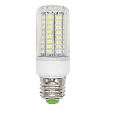 זול נורות תאורה-6 W נורות תירס לד 700-750 lm E14 G9 GU10 T 74 LED חרוזים SMD 5736 דקורטיבי לבן חם לבן קר 220-240 V 110-130 V / חלק 1 / RoHs