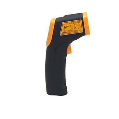 termômetro eletrônico infravermelho de não contato uso industrial (faixa de medição: -32 ° C ~ 320 ° C)
