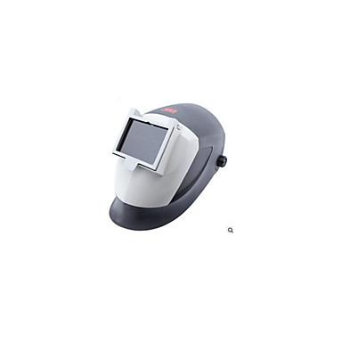 schwarzem Glas Kopf tragende Art Brandschutz Argon-Lichtbogenschweißmaske