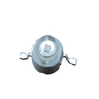 1W høj effekt lampe perle, lilla lys