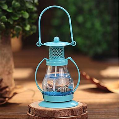 havet lampe stearinlys bryllup, fødselsdag part leverancer, nostalgisk stearinlys lanterne