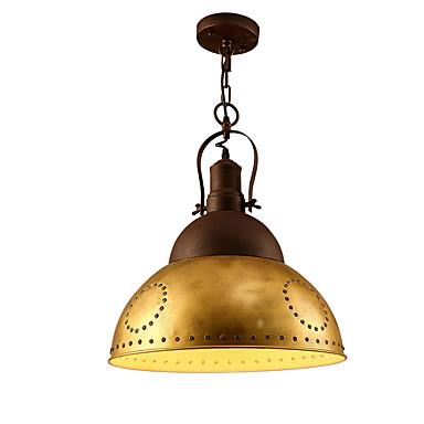 Plafond Lichten & hangers ,  Traditioneel / Klassiek Rustiek/landelijk Retro Landelijk Vintage Schilderen Kenmerk for Ministijl Metaal