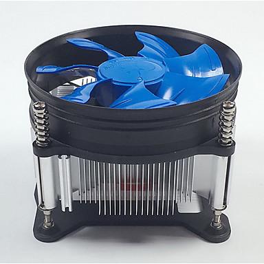 TxE Tunturipöllö 1155/1156/1150 sarjan suorittimen jäähdytin pitkäikäinen hiljainen CPU fan jäähdyttimen