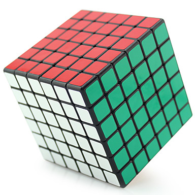 Rubiks kube Shengshou 6*6*6 Glatt Hastighetskube Magiske kuber Kubisk Puslespill profesjonelt nivå Hastighet Konkurranse Gave Klassisk &