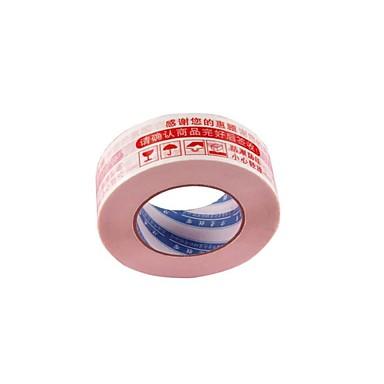sulkemista nauha / punainen varoituksia nauha / nauha / ilmastointiteippiä 4,5 * 2,5 cm (2 tilavuutta a)
