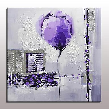 håndmalede city landskab oliemalerier på lærred væg kunst billede med strakte ramme klar til at hænge