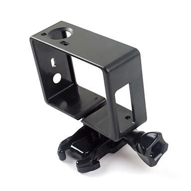 Glat ramme Anti-Chock Praktisk Til Action Kamera Gopro 6 Gopro 4 Gopro 3 Gopro 3+ Gopro 2 Cykel ABS
