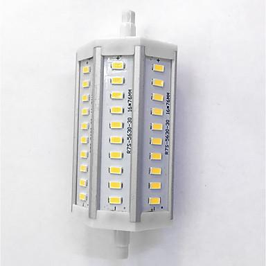 700 lm R7S LED Mais-Birnen T 30LED LED-Perlen SMD 5630 Dekorativ Warmes Weiß / Kühles Weiß 85-265 V / 1 Stück