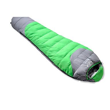 Sovepose Mumiesovepose Enkel -10 Dyk NedX80 Vandring Camping Hold Varm Komprimering