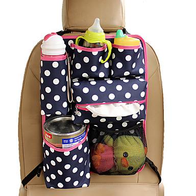 gemme indhold taske hængende taske multifunktionelle sæde autostol opbevaringssted