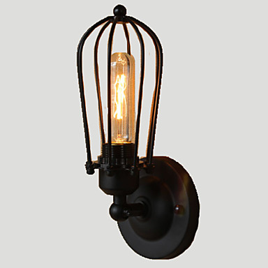 40W 110-240V Retro Minimalist Industrial Designers Balcony Aisle Stairs Lamp Decorative Wall Sconce