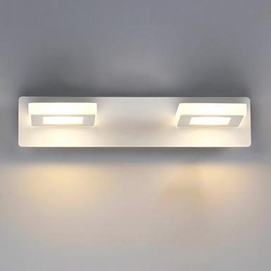 Moderno / Contemporâneo Iluminação do banheiro Metal Luz de parede IP44 110-120V / 220-240V 3W