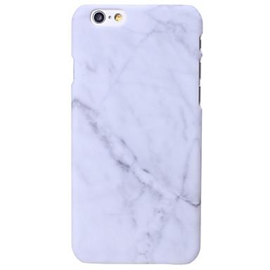hoesje Voor Apple iPhone X iPhone 8 iPhone 6 iPhone 6 Plus Other Achterkant Marmer Hard PC voor iPhone X iPhone 8 Plus iPhone 8 iPhone 6s