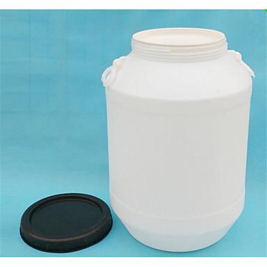 50l wit blauw chemisch drums 50kg food-grade plastic emmers vergister