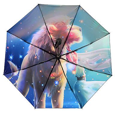 折りたたみ傘 シリコーン メタル ストローラー 男性用 キッズ 旅行 Lady 車載