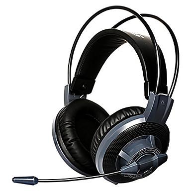 Somic G925 Høretelefoner (Pandebånd)ForComputerWithMed Mikrofon / Lydstyrke Kontrol / Gaming / Lyd-annulerende