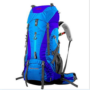 CREEPER 65L L rygsæk Rejse Multifunktionel Nylon