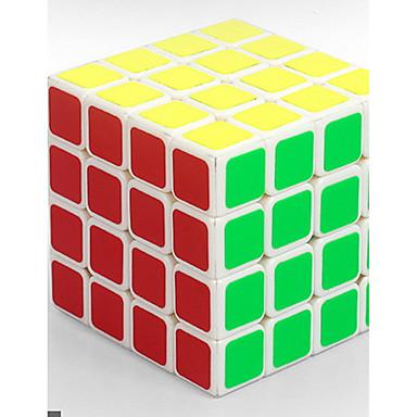 Rubiks kube QI YI Hevn 4*4*4 Glatt Hastighetskube Magiske kuber Kubisk Puslespill profesjonelt nivå Hastighet Konkurranse Gave Klassisk &
