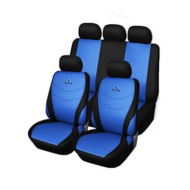 Чехлы на автокресла Чехлы для сидений Серый Красный Синий текстильный Общий