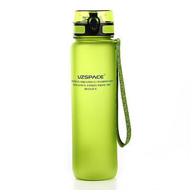 Plastik Vandflaske Enkelt