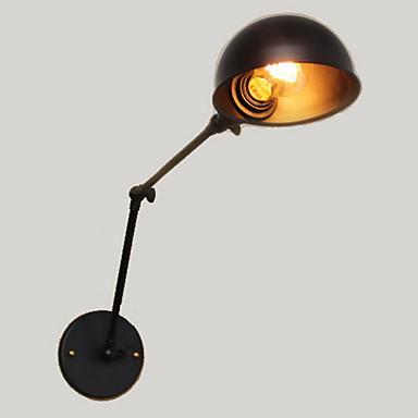 Country Swing Arm Lights Metal Wall Light 110-120V / 220-240V 40W / E26 / E27