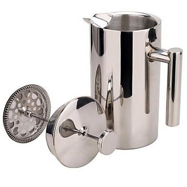 Kopp Kaffe Te Gave Kung Fu-te,Rustfritt stål